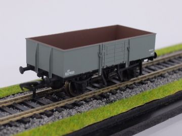 38-452A 13T High Sided Open Wagon BR Grey